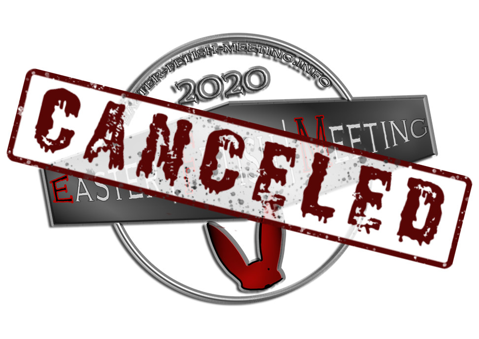 Easter Fetish Meeting 2020 - Logo, cancelled